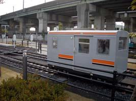ミニ運転列車〜