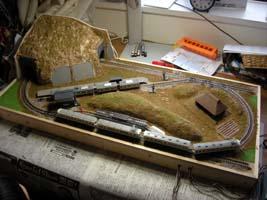 鉄道模型〜