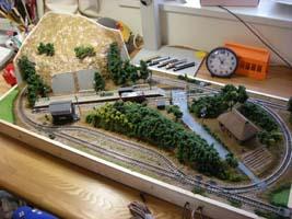 今週の鉄道模型