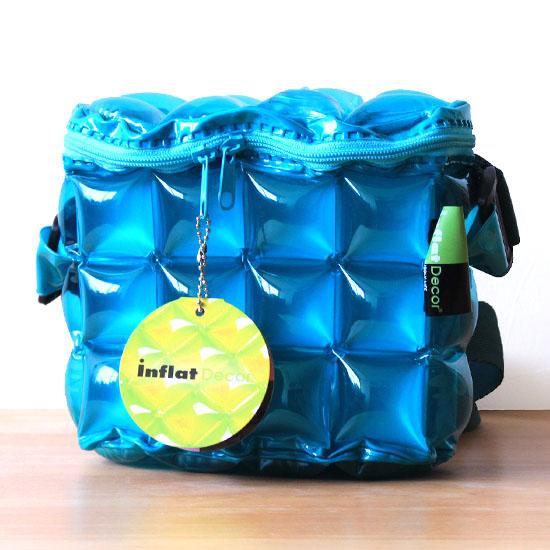 inflat Decorのミニショルダーバッグ