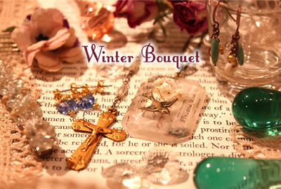 "Winter BouquetWinter Bouquet ""かわいい""の花束をあなたのもとへ。"