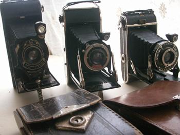 フォールディングカメラ