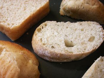 天然酵母のホームメイドパン