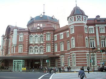 東京駅外観