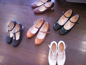 nacreさんのセミオーダーの靴