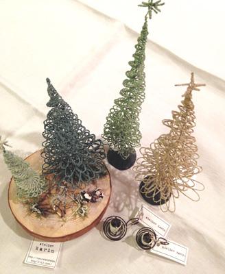 atelier karinさんの作品(クリスマスツリー)