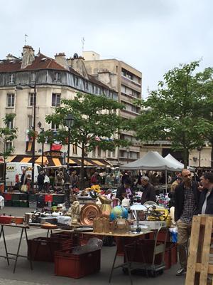 パリの蚤の市