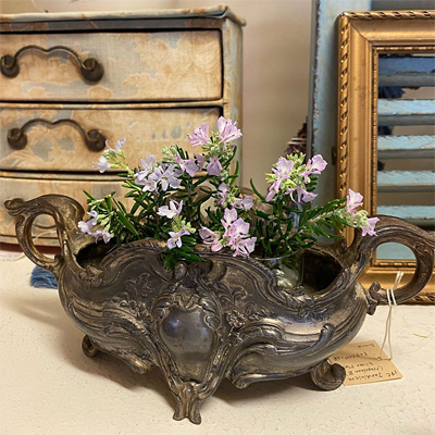 1800年代後期 ジャルディニエール(植木鉢)