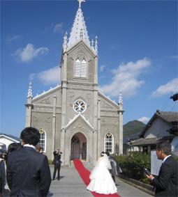 崎津教会1104結婚式