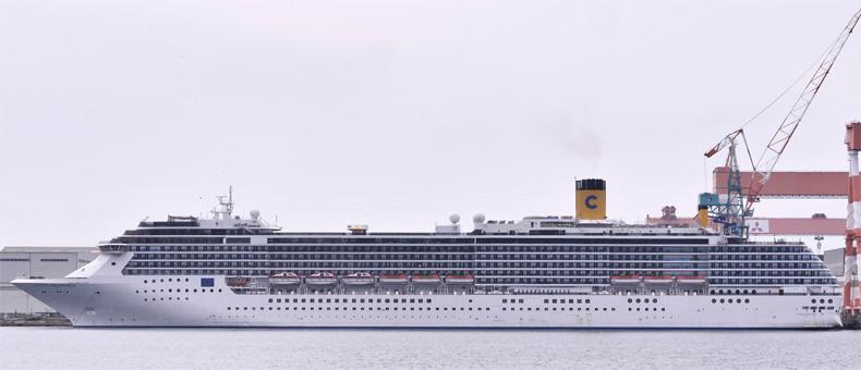客船COSTAATLANTICA