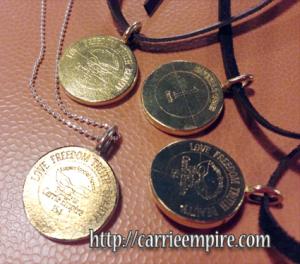帝國軍記念硬貨