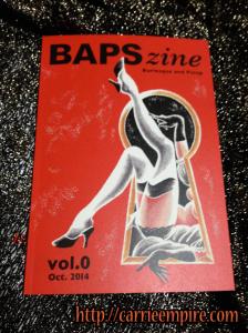 baps japonの本が出た!