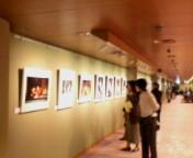 国立劇場の記念写真展