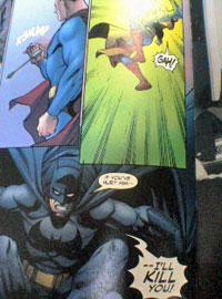 スーパーマン&バットマン