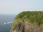 フレペノ滝・岬