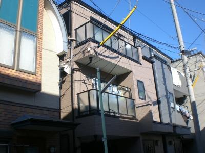 東京都大田区の外壁塗装は【らくらくLife】