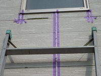 雨漏り110番シーリング切れの補修