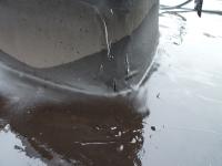 雨漏り110番富山店施工事例塩ビシート