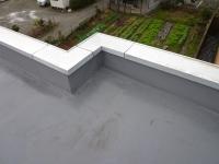 雨漏り110番富山店施工事例塩ビ