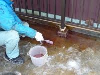 富山雨漏り施工事例