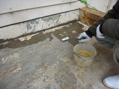 雨漏り富山施工事例中村会計
