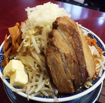 匠神 角ふじの「みそ麺」・・・