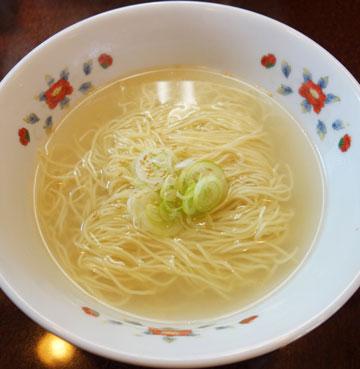 寺子屋 麺倶楽部の「塩らーめん」と「光麺」・・・その6