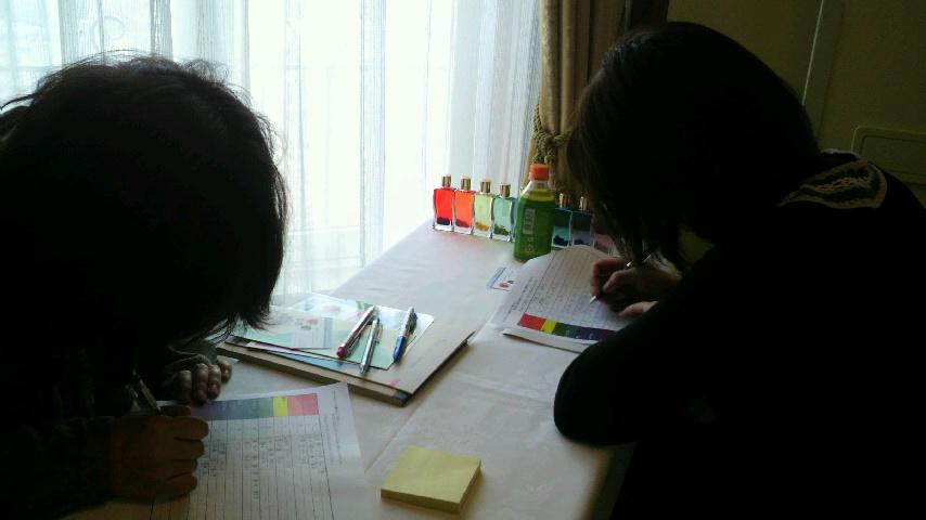 仙台コースの授業風景