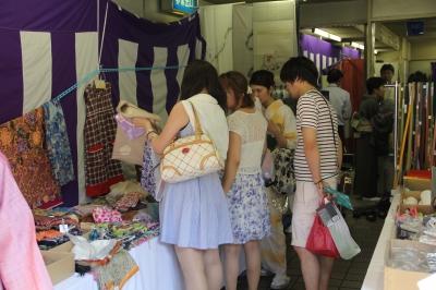 祇園祭&ファミリーセール
