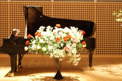 ピアノと華のコラボリサイタル