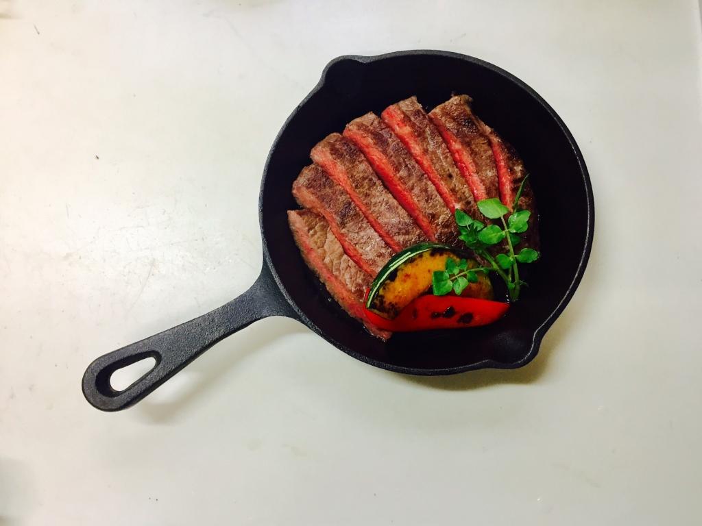 黒牛ステーキ