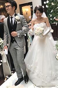 藤澤様結婚式3