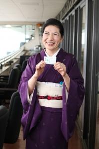 京都競馬場貴賓室