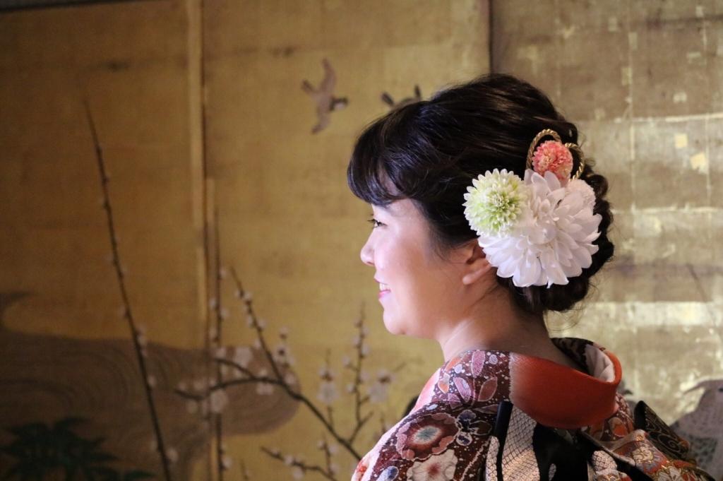 花十色振袖_成人式前撮り撮影