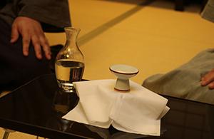 上七軒お茶屋体験