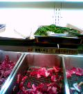 肉、野菜など取り放題!焼き放題!