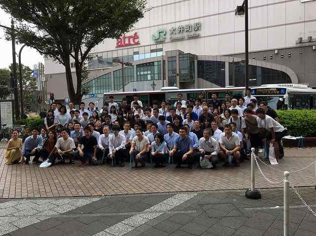 2019911 かんべ不動産 大井町駅前 ごみ拾い_190911_0047.jpg
