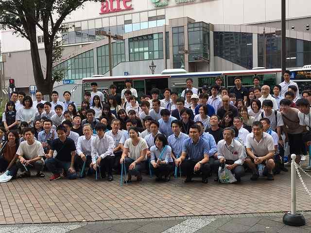 2019911 かんべ不動産 大井町駅前 ごみ拾い_190911_0050.jpg