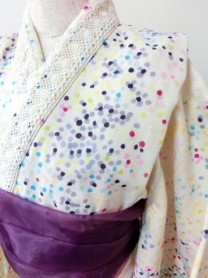 (110)テヌートの浴衣