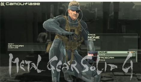 MGS4実機デモ公開