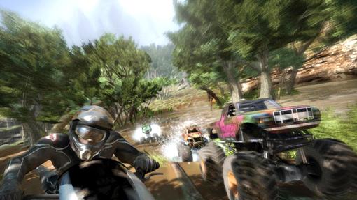 MotorStorm Pacific Rift E3 2008: Trailer
