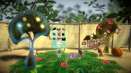 LittleBigPlanet E3 2008: Cam Developer Walkthrough