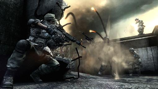 Killzone 2 E3 2008: Destruction Cam Gameplay