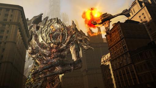 Resistance 2 E3 2008: Massive Monster Gameplay