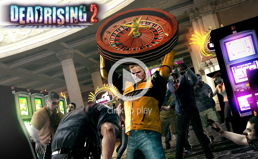 DEAD RISING 2 プロモーションムービー by YouTube