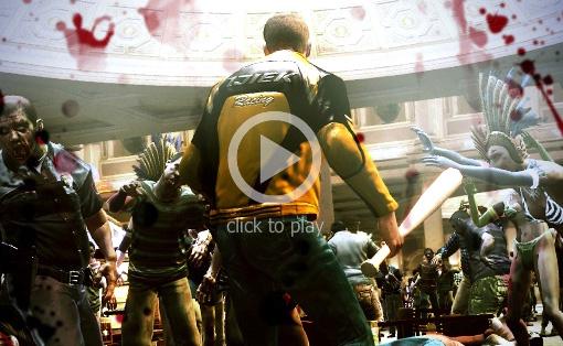 デッドライジング 2 TGS 09 Trailer HD