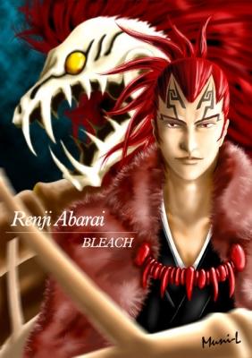 + BLEACH_恋次 +