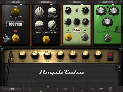 AmpliTube PreFX
