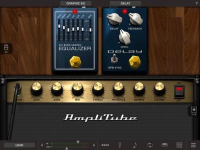 AmpliTube PostFX