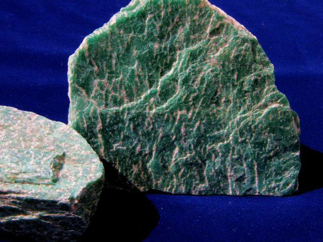 アマゾナイト原石